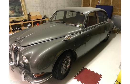 Jaguar S- Type 3.8 S