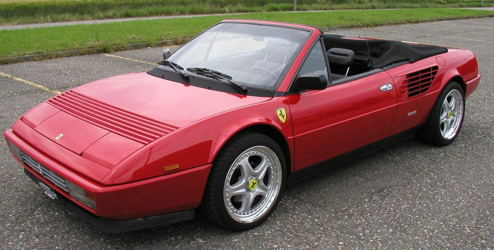 Ferrari Mondial Cabriolet Mondial 3.2
