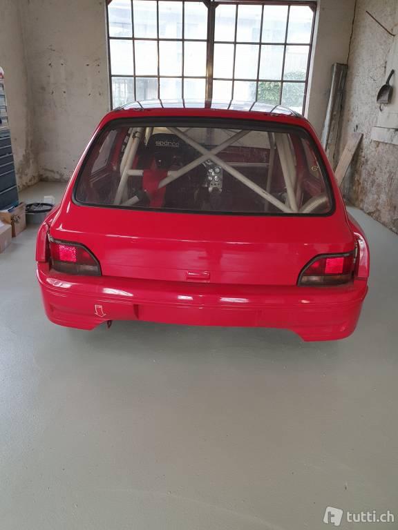 Renault Clio 1.8 Turbo Rennwagen Kategorie E1
