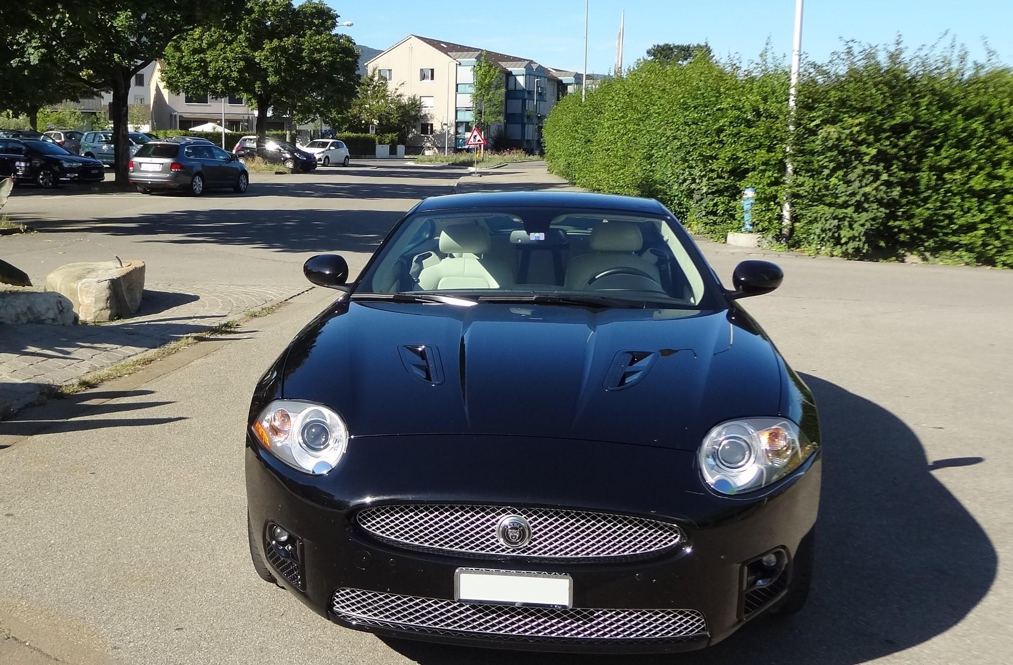 Jaguar XKR Coupé XK 4.2 V8
