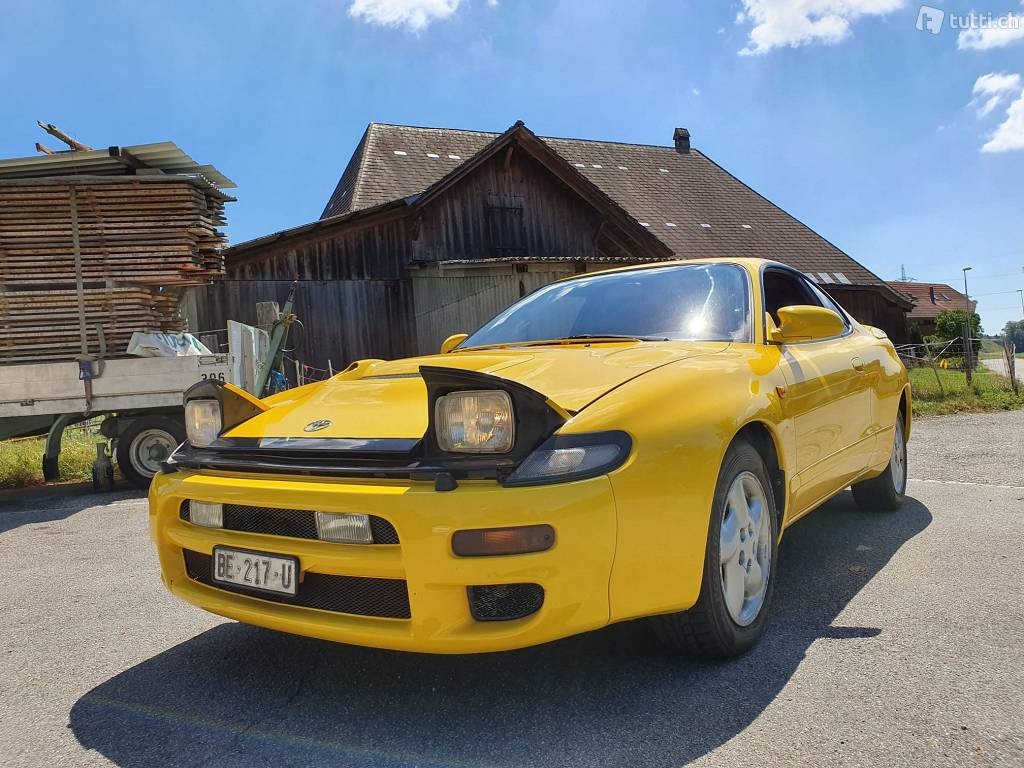 Toyota Celica 2.0 Turbo 4WD Limited Edition