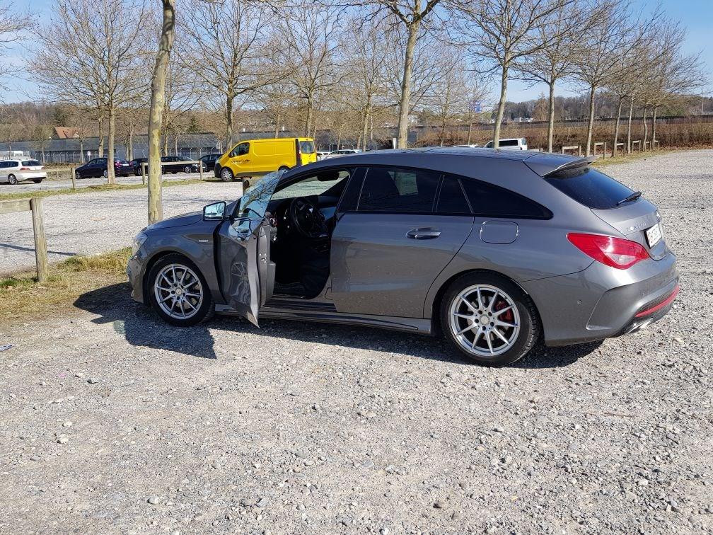 Mercedes-Benz CLA-Klasse X117 Shooting Brake CLA-Klasse CLA 250 Sport 4m