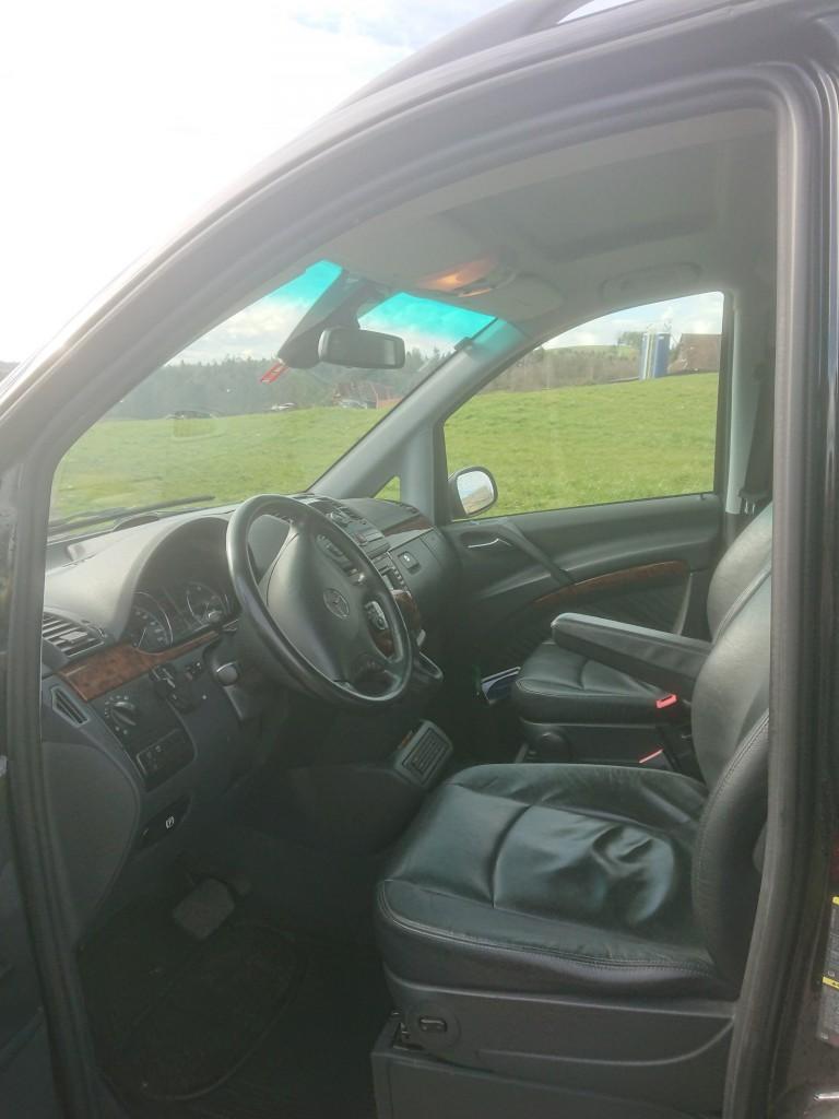 Mercedes-Benz Viano 3.0 CDI Ambiente EL Automat