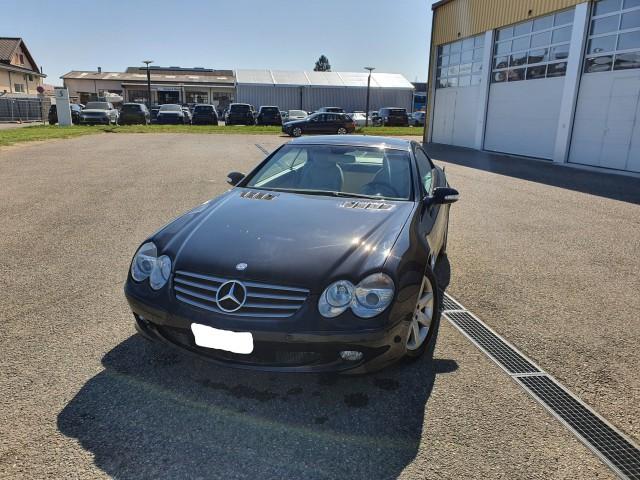 Mercedes-Benz SL-Klasse R230 Cabriolet SL 500 V8