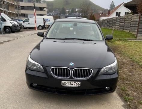 BMW 5er Reihe E60 530xd