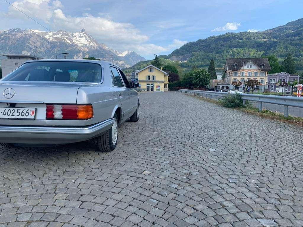 Mercedes-Benz W126 280 SE