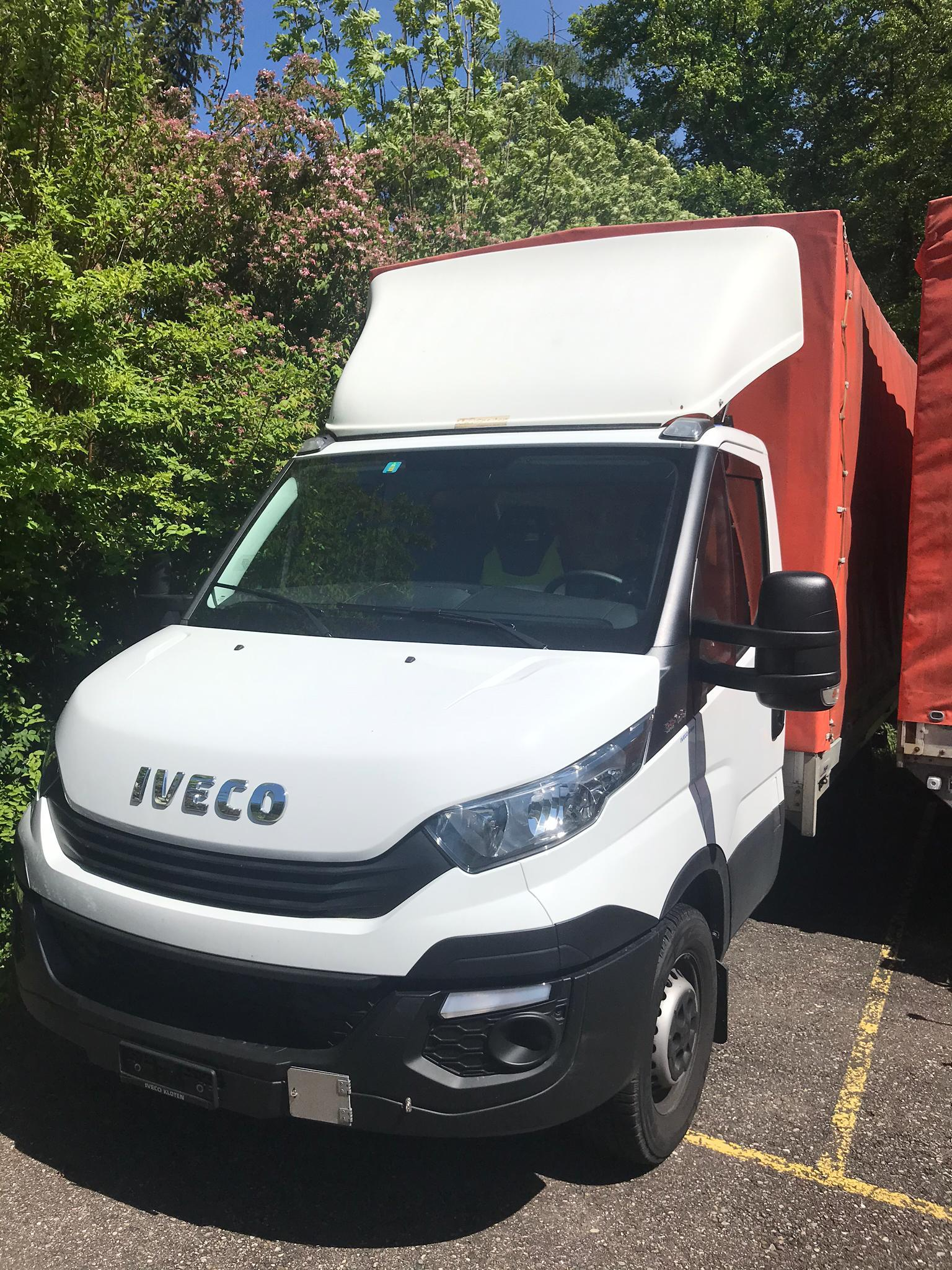 Iveco Turbo-Daily 35-12