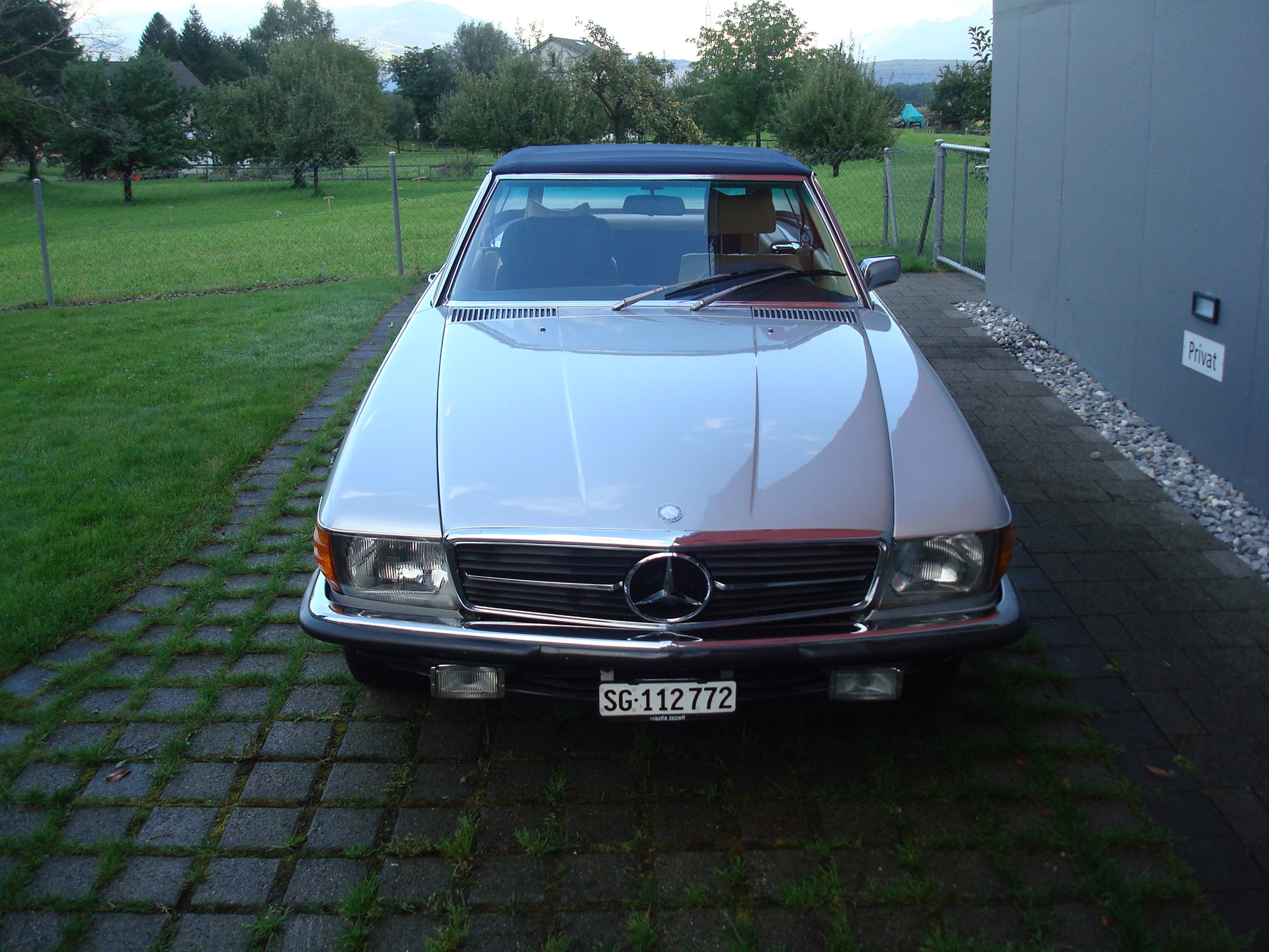 Mercedes-Benz SL 350 Cabriolet