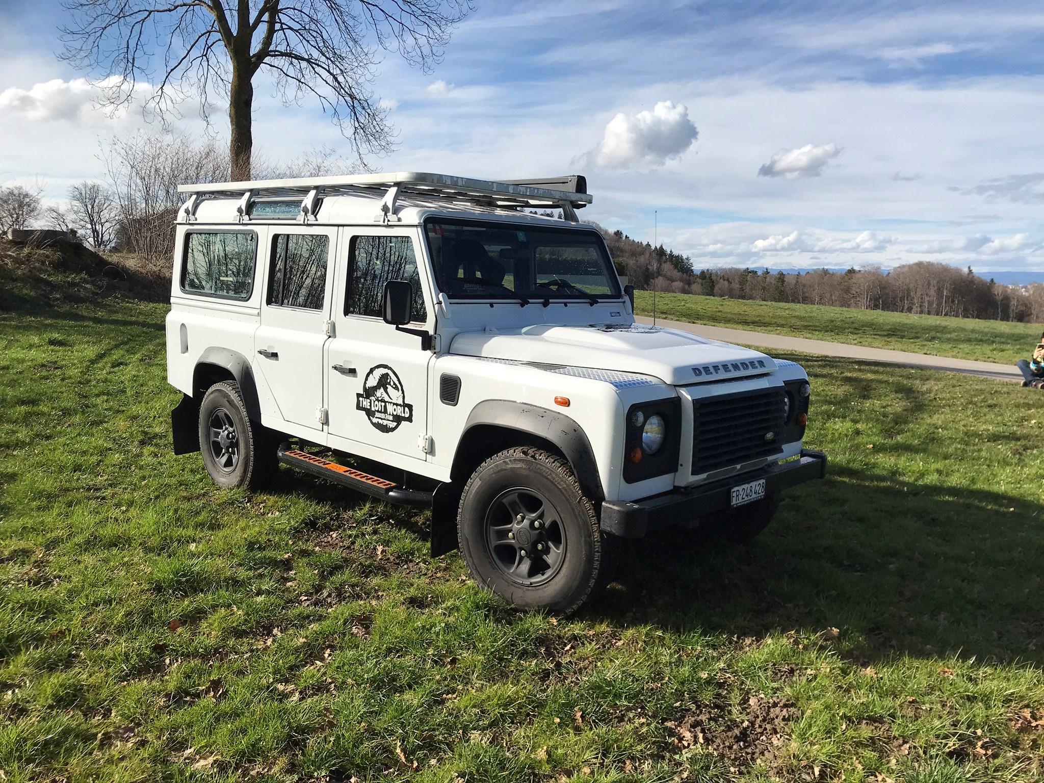 Land Rover Defender 110 2.2 TD4 SW