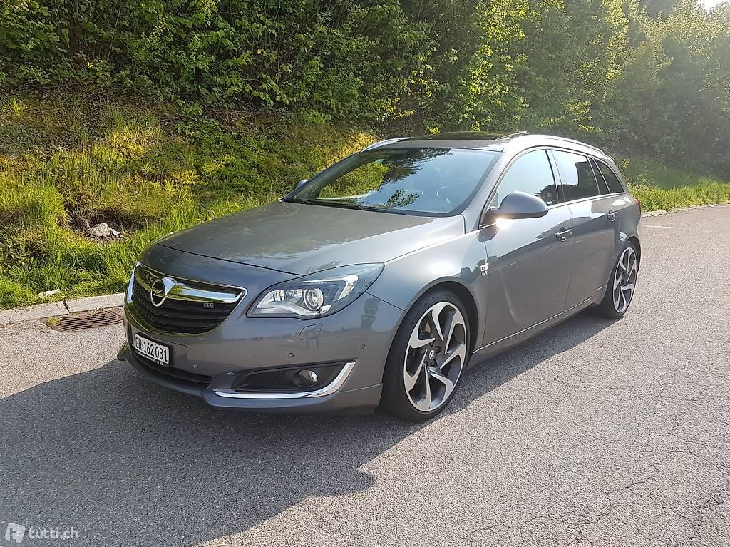 Opel Insignia Sports Tourer 2.0 T 4x4 Sport