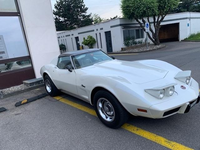 Chevrolet Corvette (Coupé)