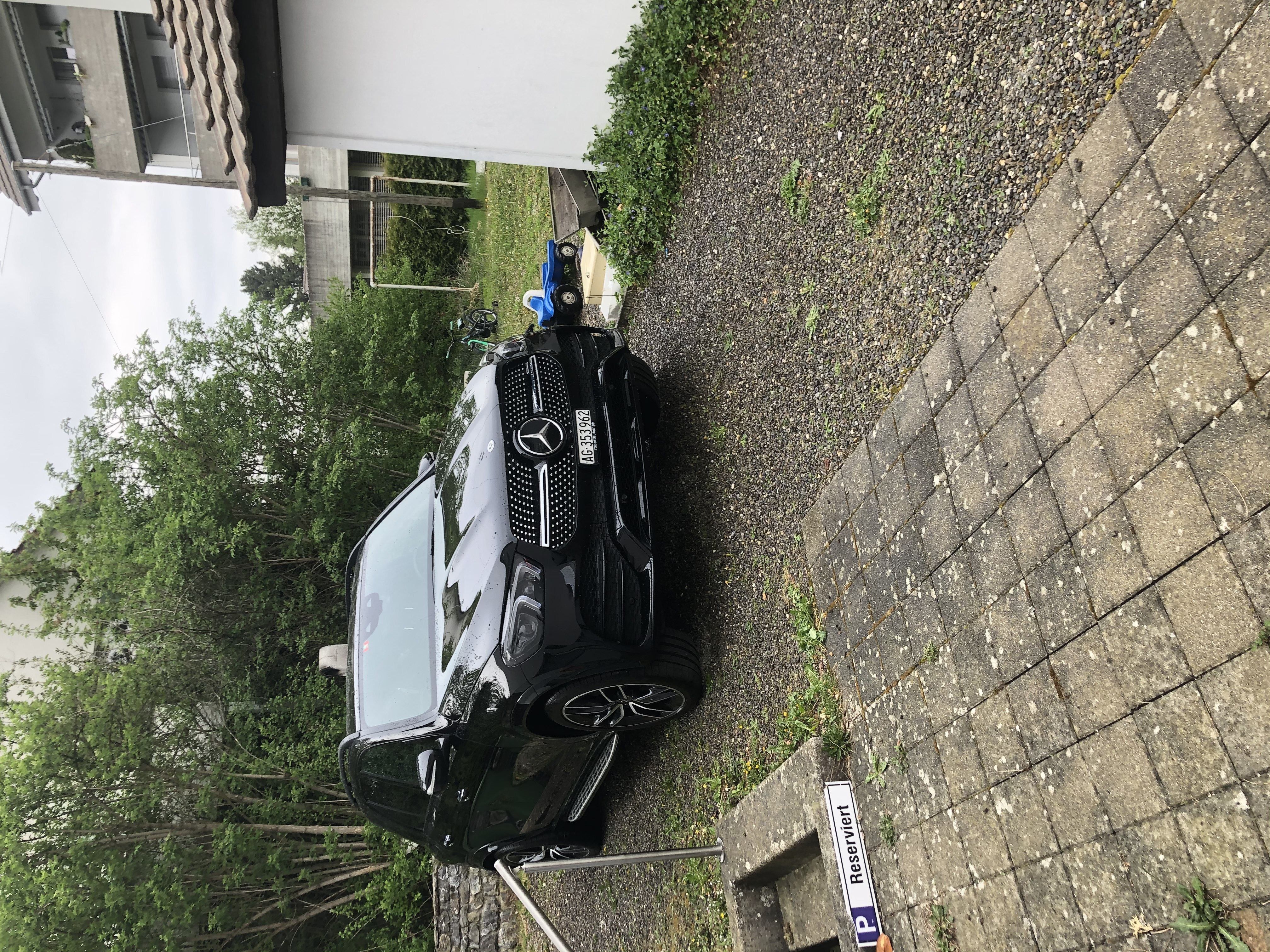 Mercedes-Benz GLE-Klasse V167 GLE 300 d AMG Line