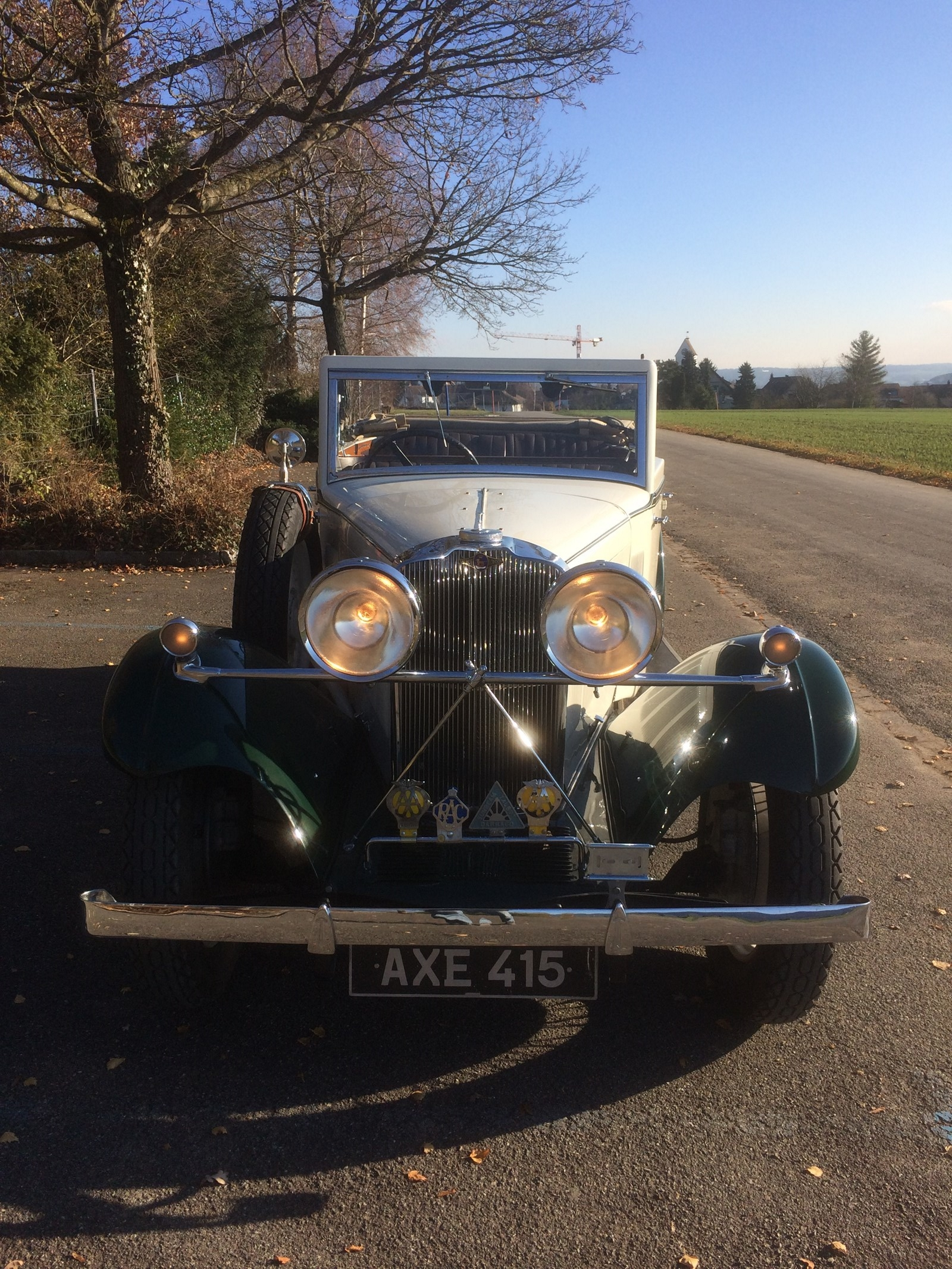 Talbot 14/65 Cabriolet