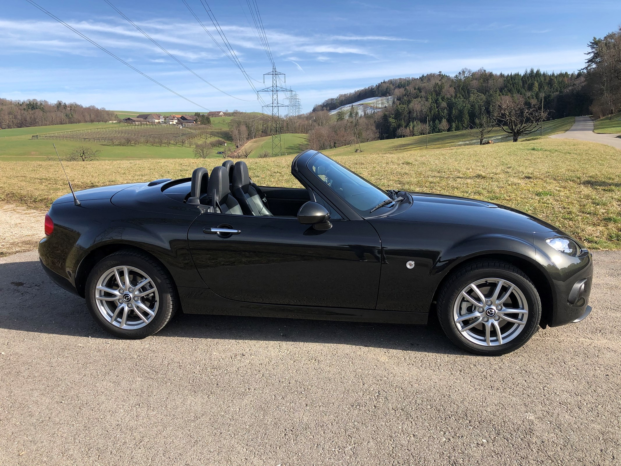 Mazda MX-5 Roadster Coupé 1.8 Exclusive