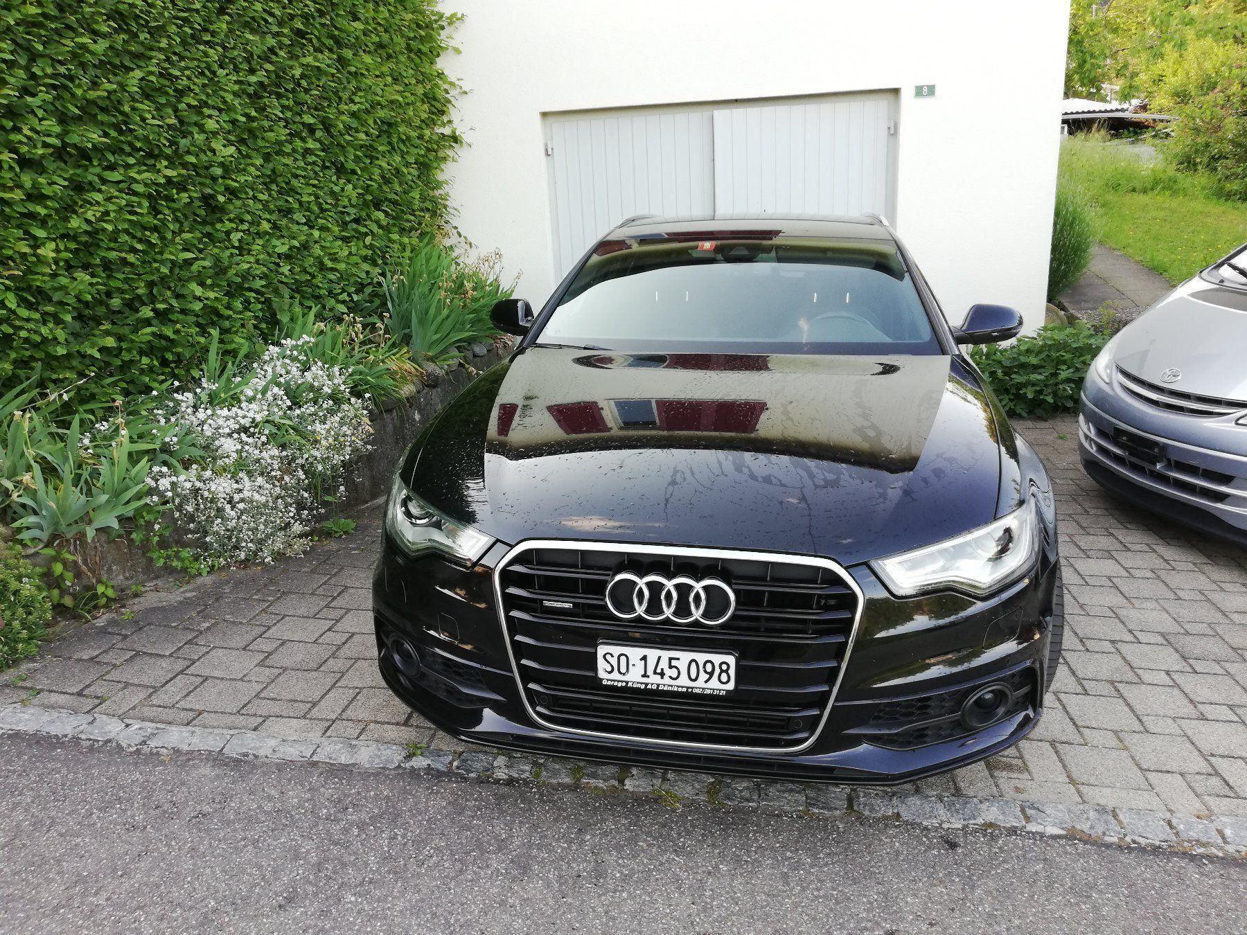 Audi A6 Avant 3.0 V6 TDI 313 Ambition q.