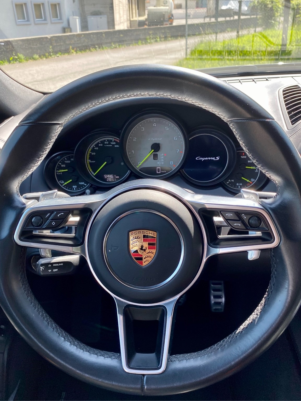 Porsche Cayenne 3.0 V6 S E-Hybrid