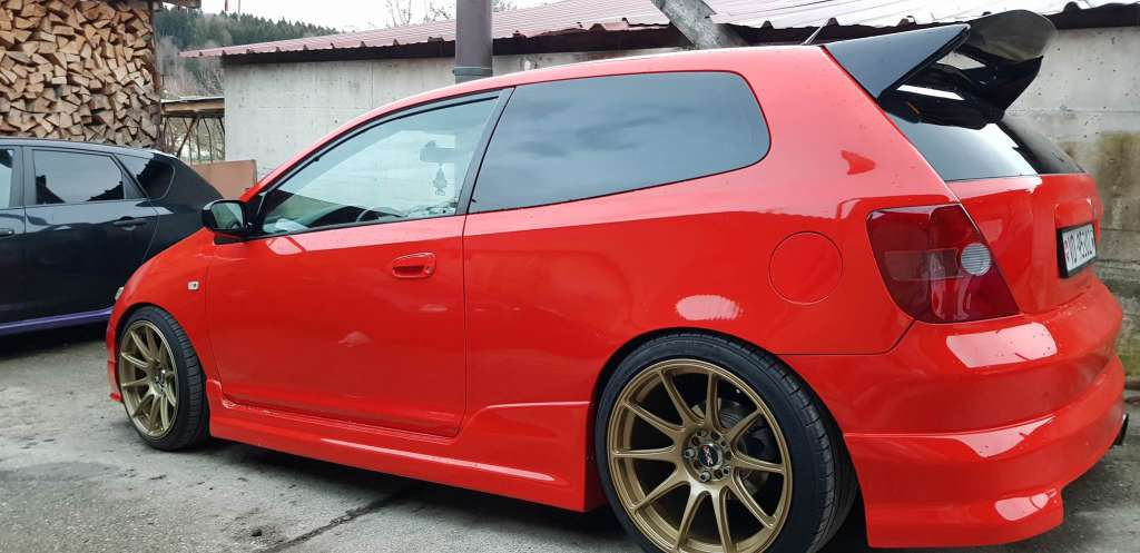 Honda Civic 2.0i Type R
