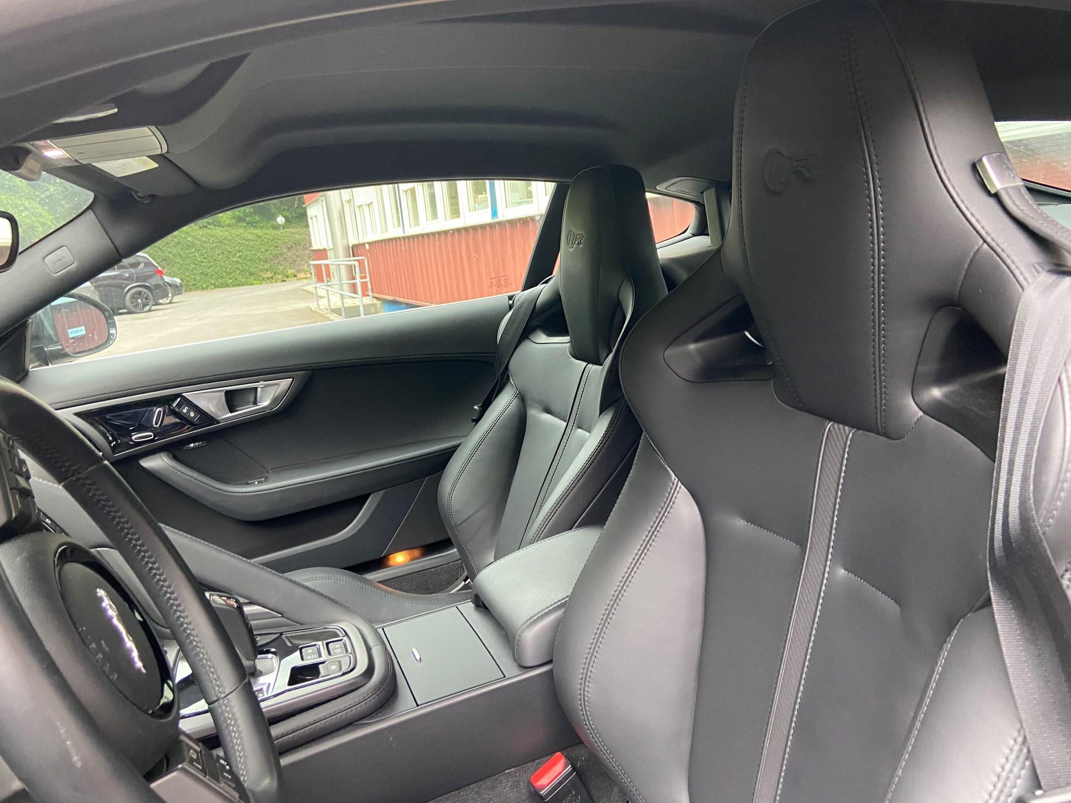 Jaguar F-Type Coupé 5.0 V8 R