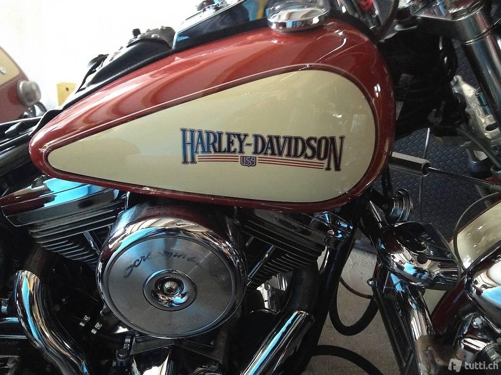 Harley-Davidson  Five Star Senn Trike