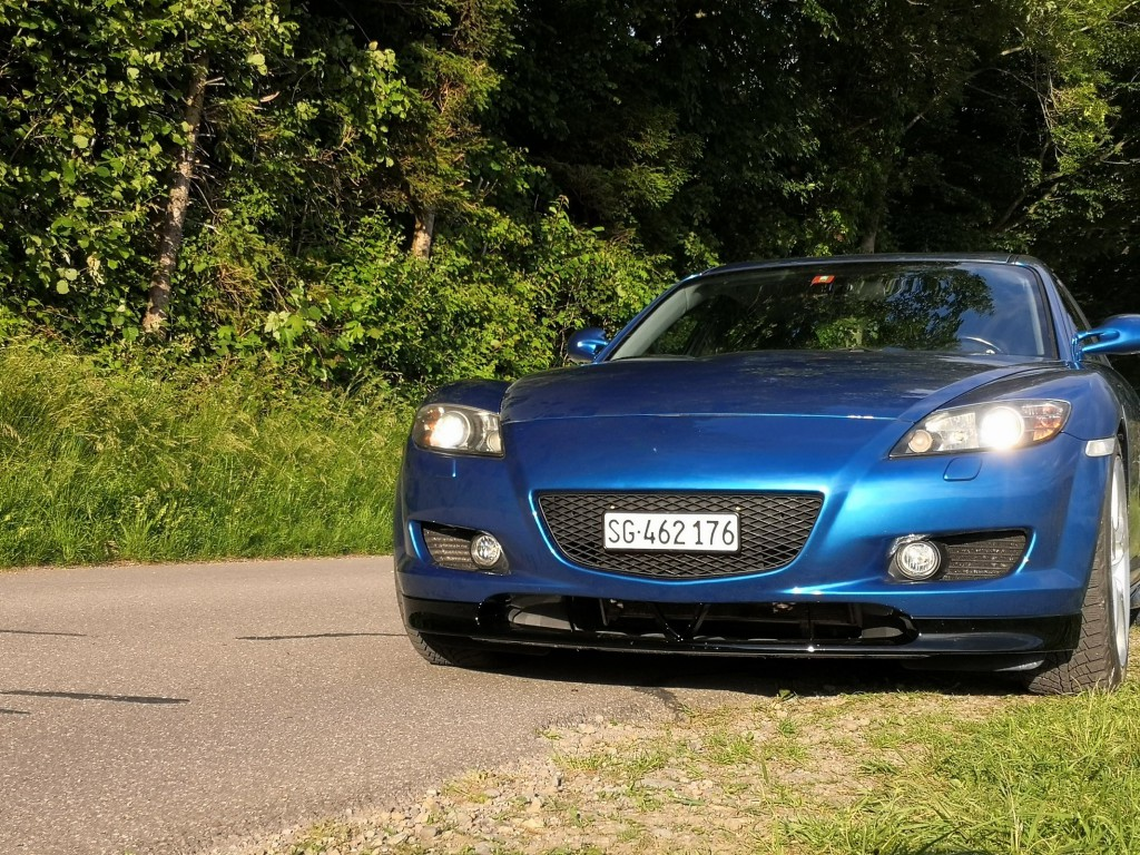 Mazda RX-8 2.6 Revolution 231