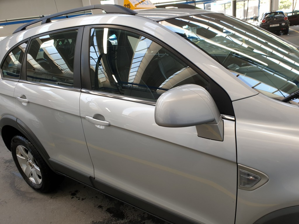 Chevrolet Captiva 2.0 VCDi LT 4WD
