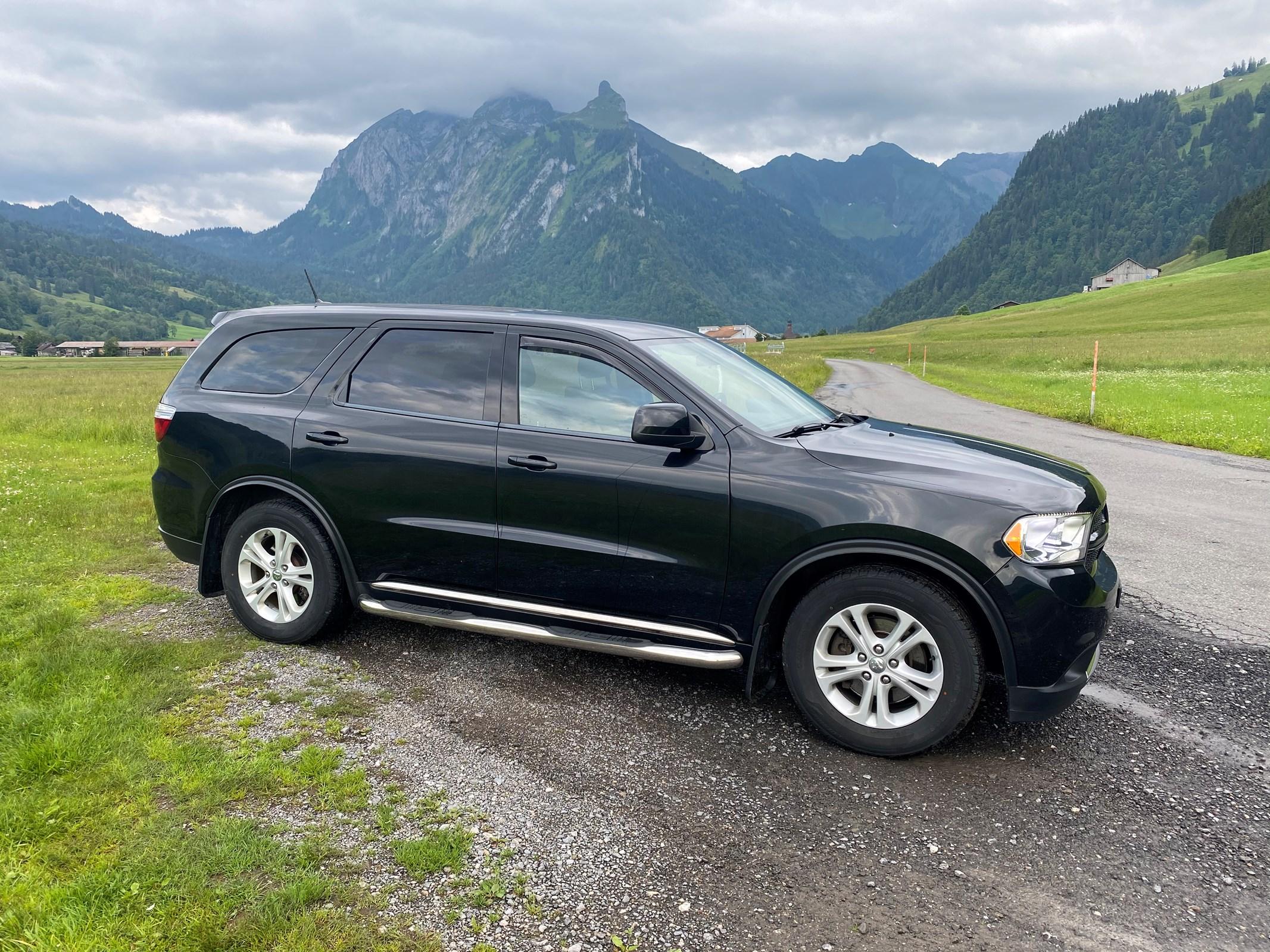 Dodge USA Durango V8 (SUV/tout-terrain)