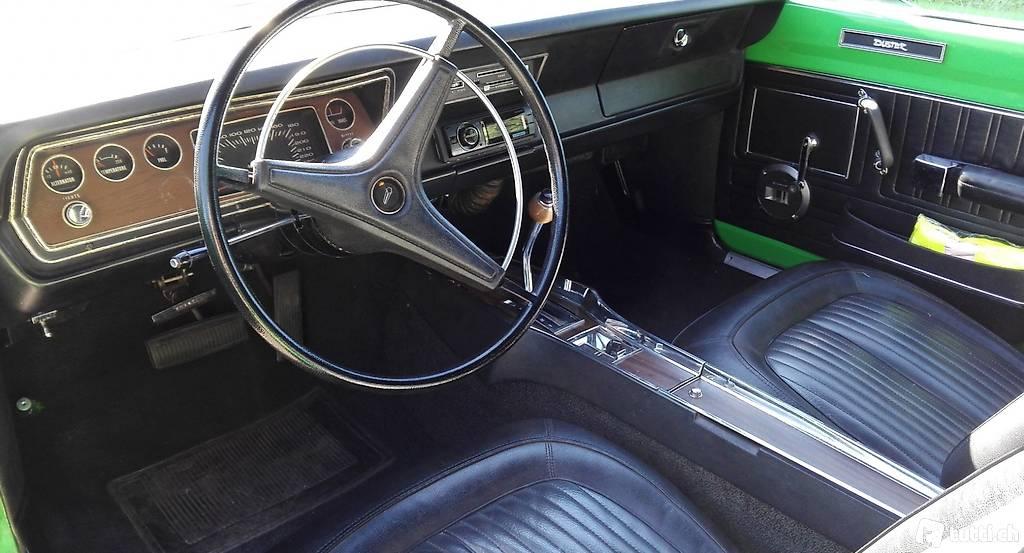 Chrysler Valiant Fastback V8 5.2