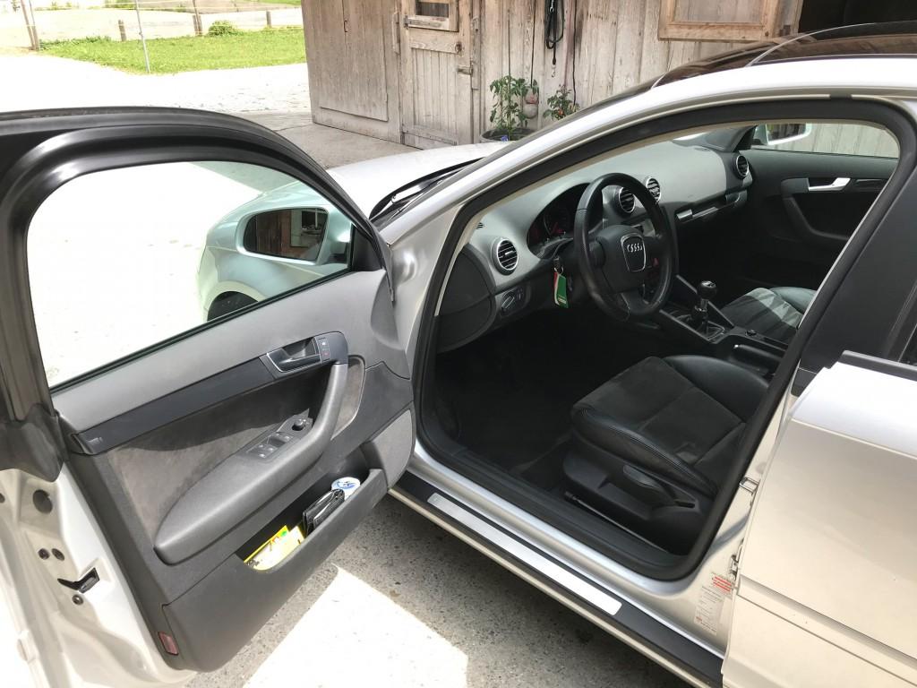 Audi A3 Sportback 1.8 16V T FSI Ambition