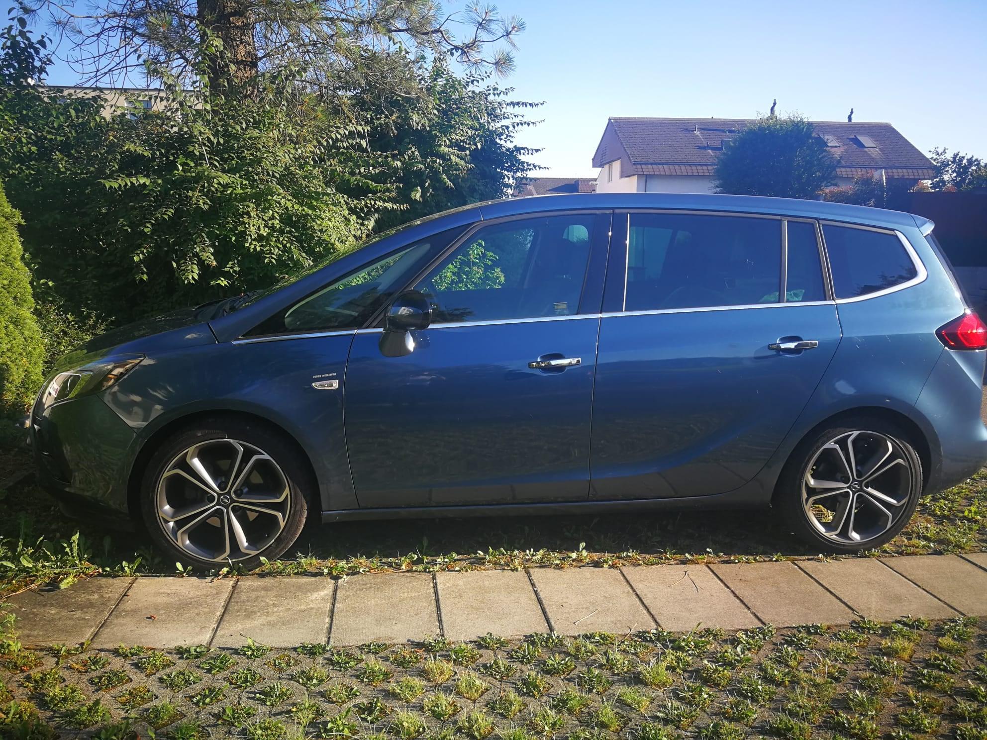 Opel Zafira Tourer 1.4T eTEC Cosmo