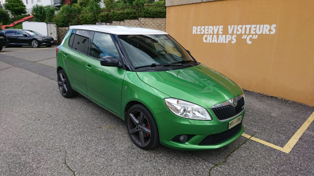 Skoda Fabia 1.4 TSI 180 RS Edit.S2000 DSG