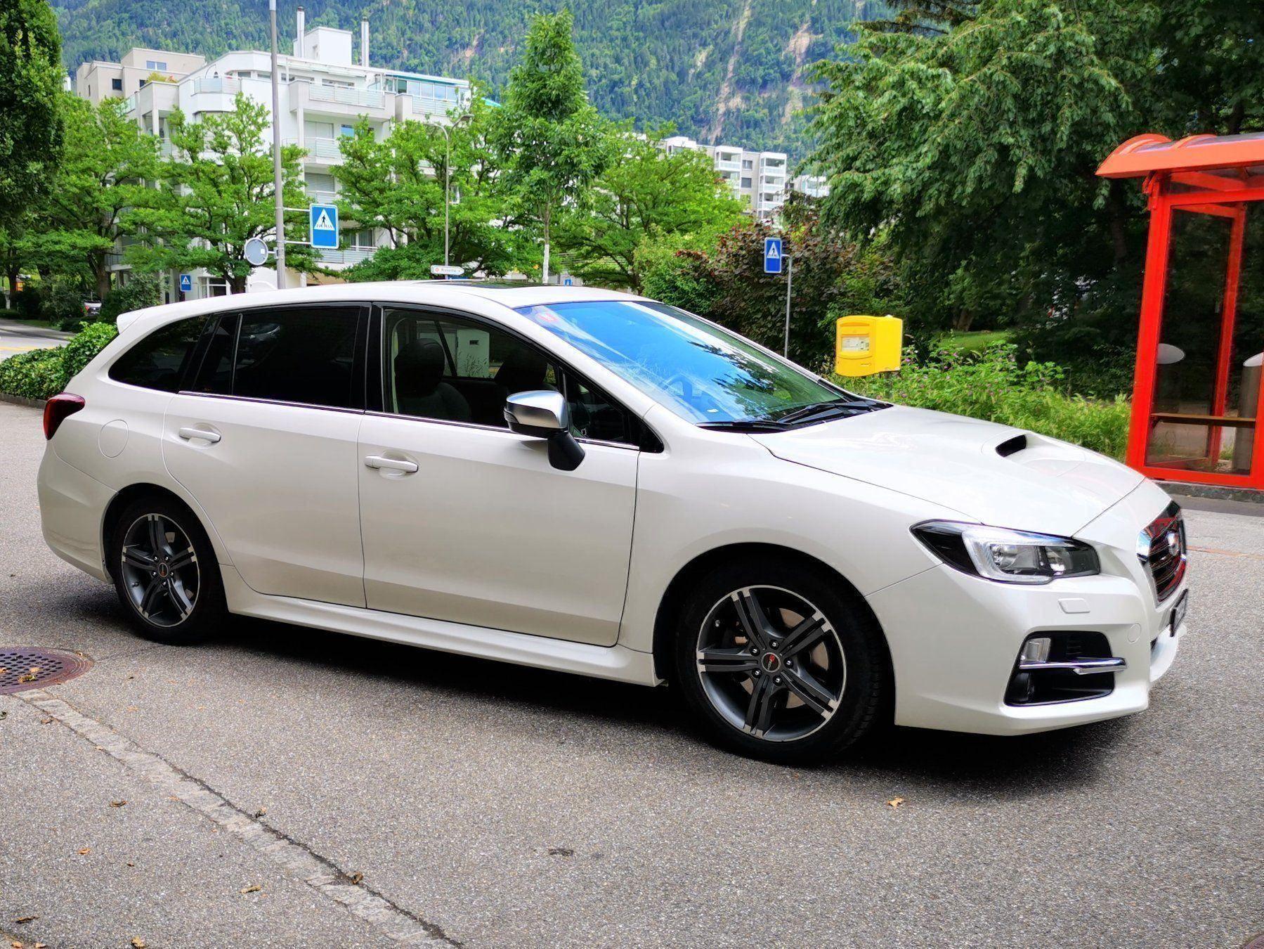 Subaru Levorg 1.6 DIT Luxury S