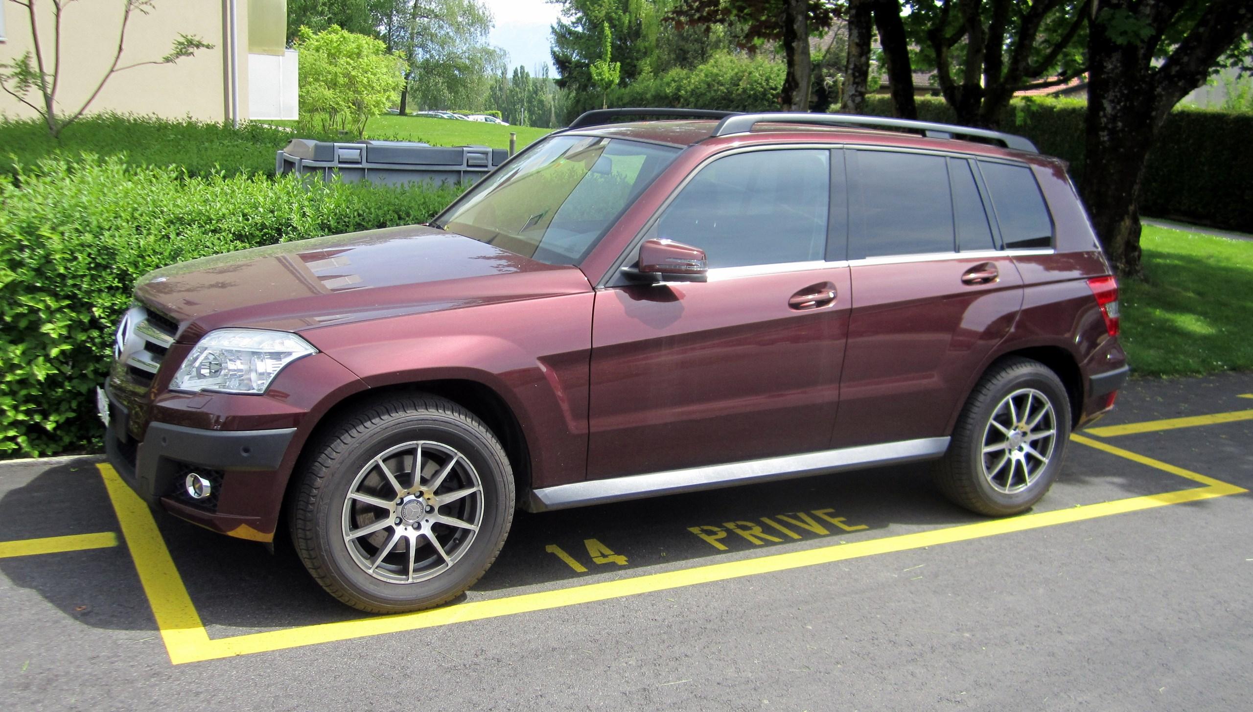 Mercedes-Benz GLK-Klasse X204 GLK 320 V6 CDI 4matic