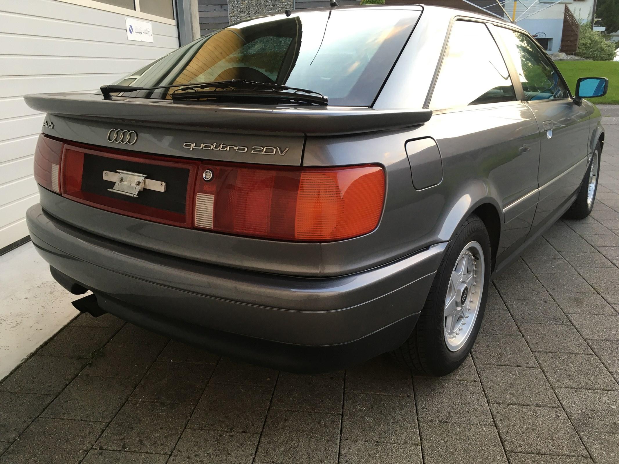 Audi Coupé 2.3 E 20V quattro