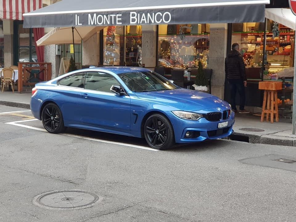 BMW 4er Reihe F32 Coupé 435i xDrive
