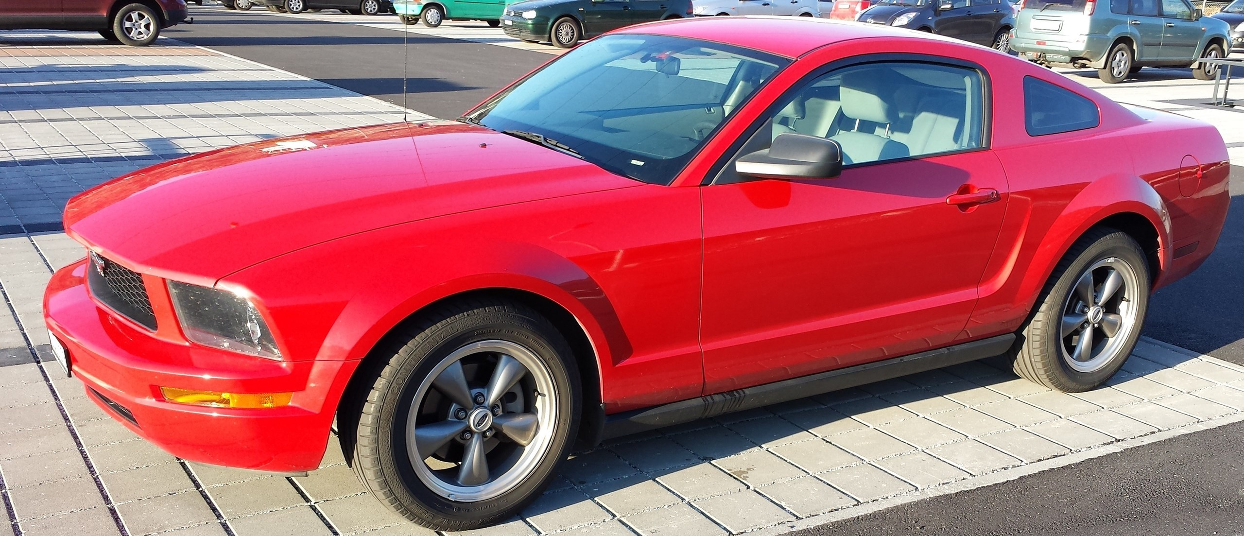 Ford (USA) Mustang Coupé 4.0 V6