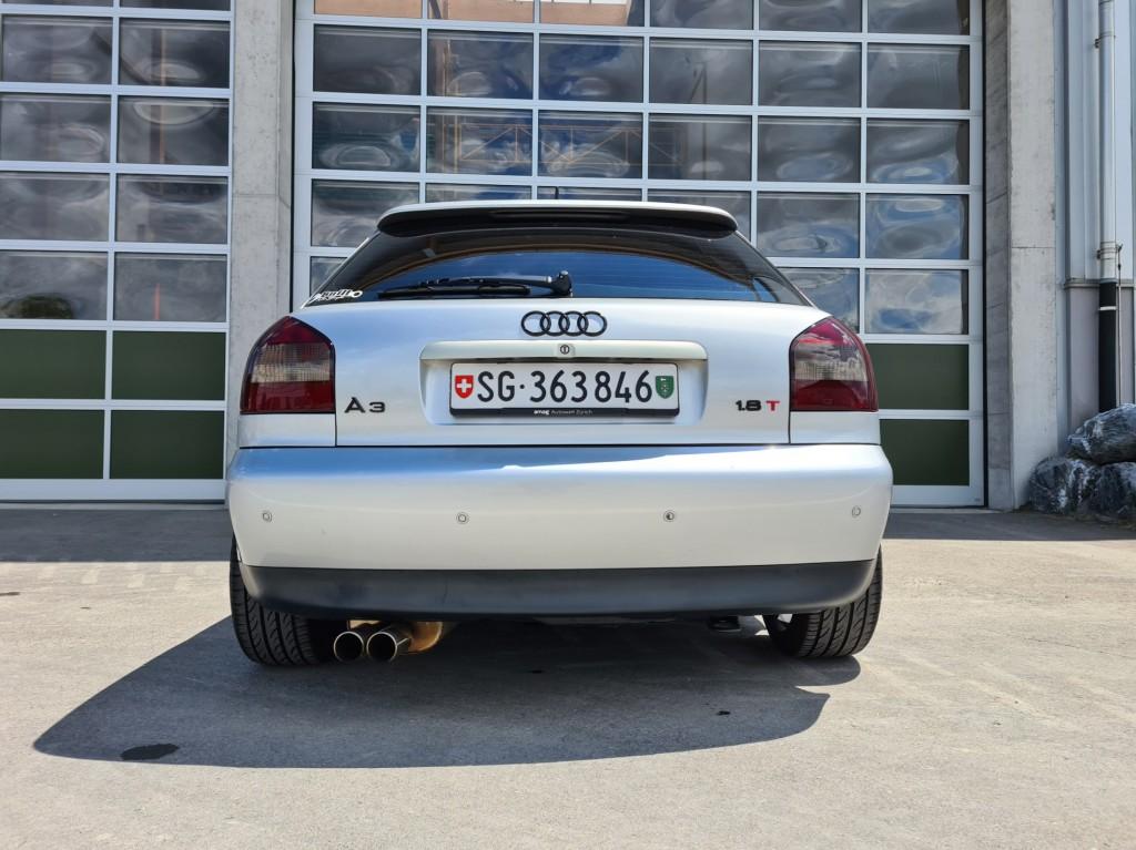Audi A3 1.8 20V Turbo 180 Ambition