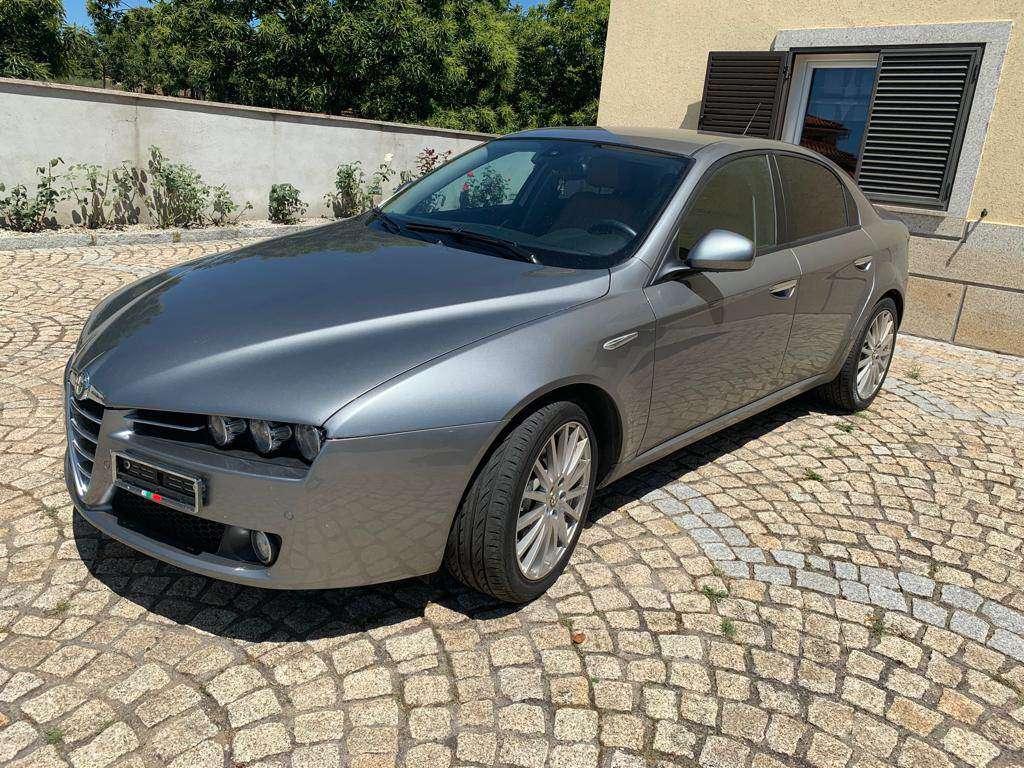 Alfa Romeo 159 2.4 JTDM 20V