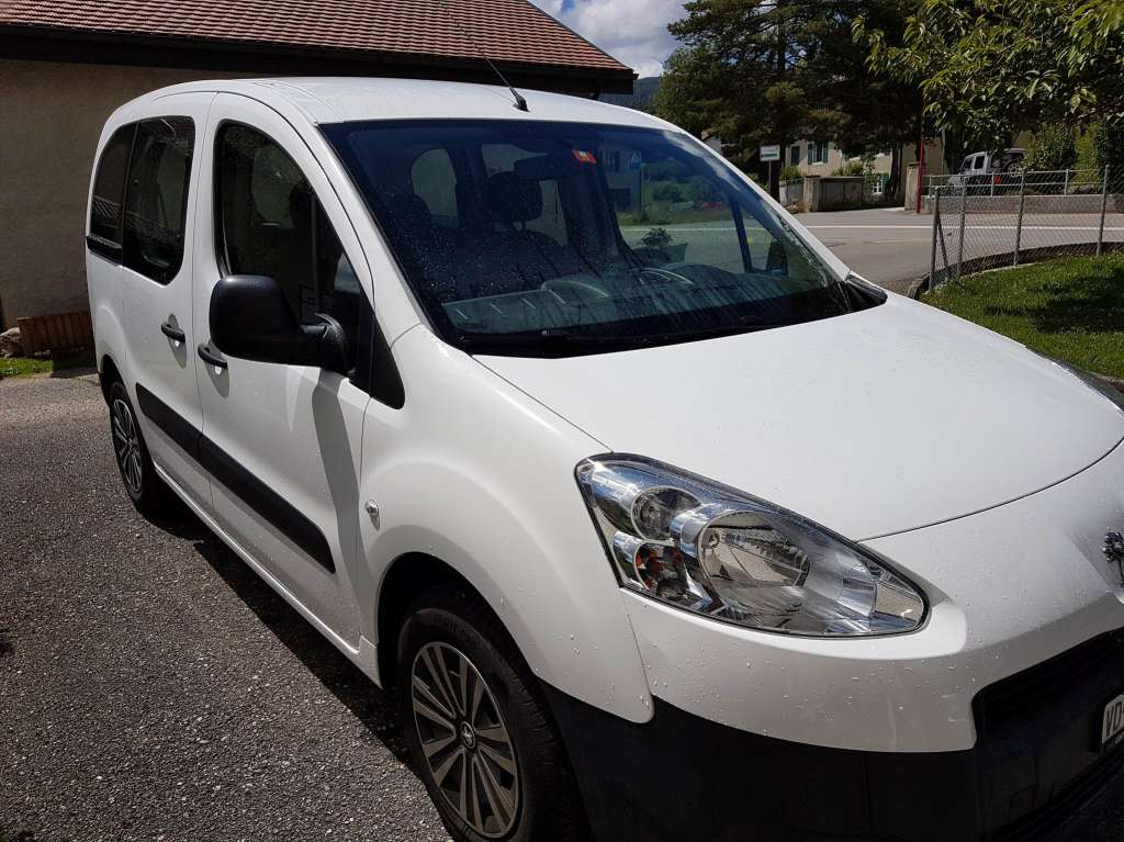 Peugeot Partner Tepee 1.6 98 Access