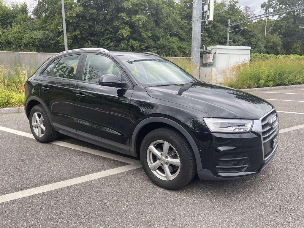 Audi Q3 1.4 TFSI S-Tronic