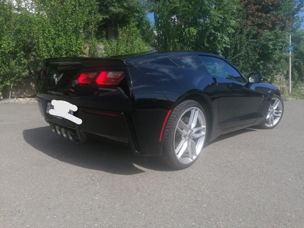 Chevrolet Corvette 6.2 V8