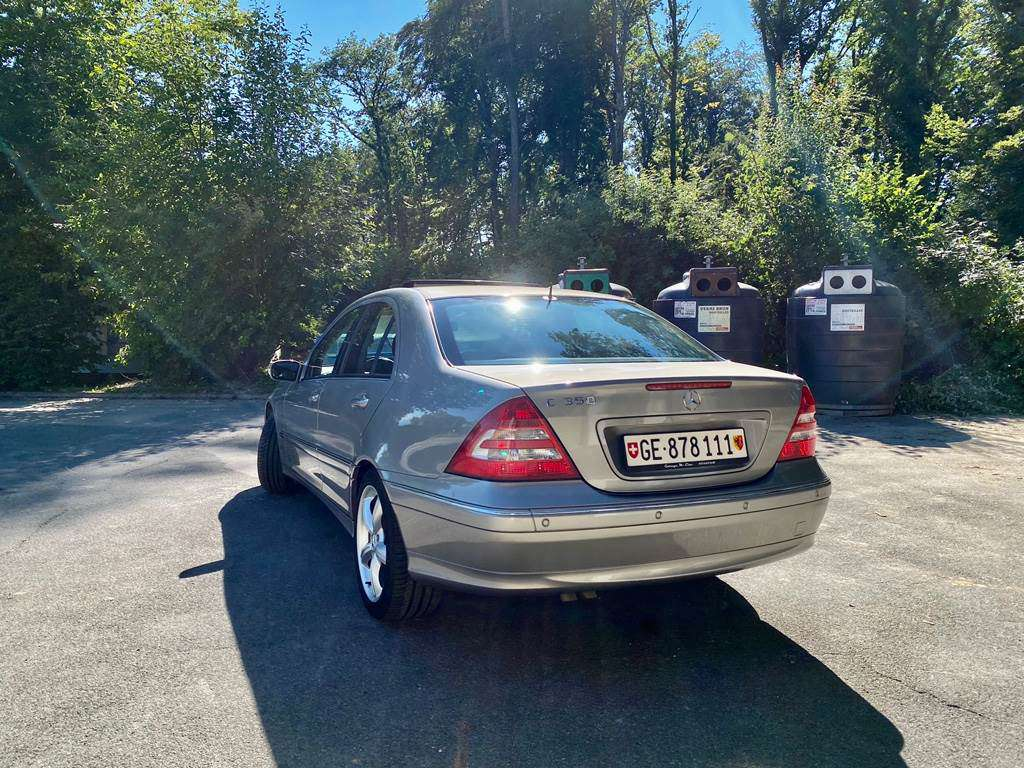 Mercedes-Benz C-Klasse W203 C 350 V6 4matic