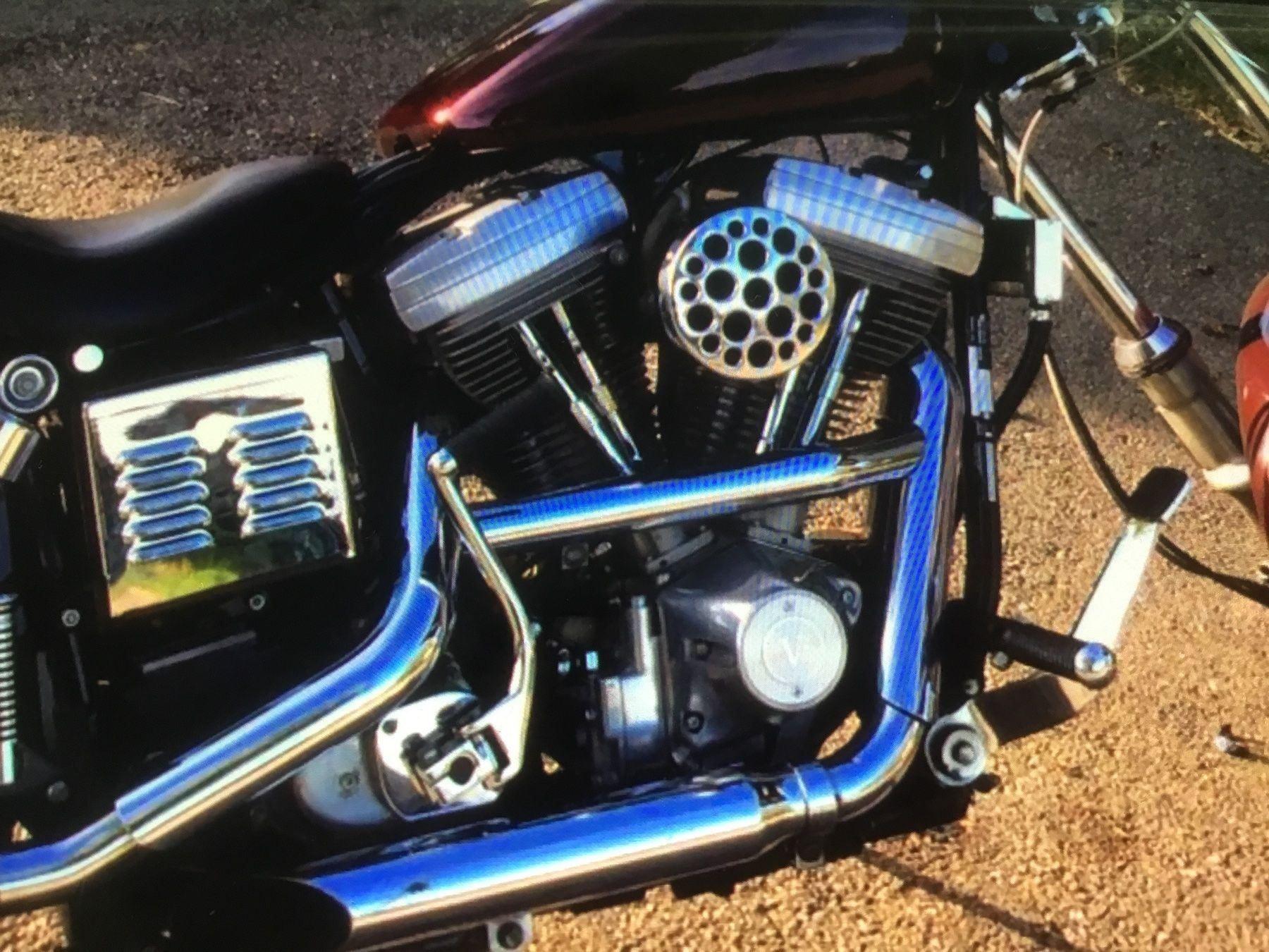 Harley-Davidson FXR 1340 Super Glide