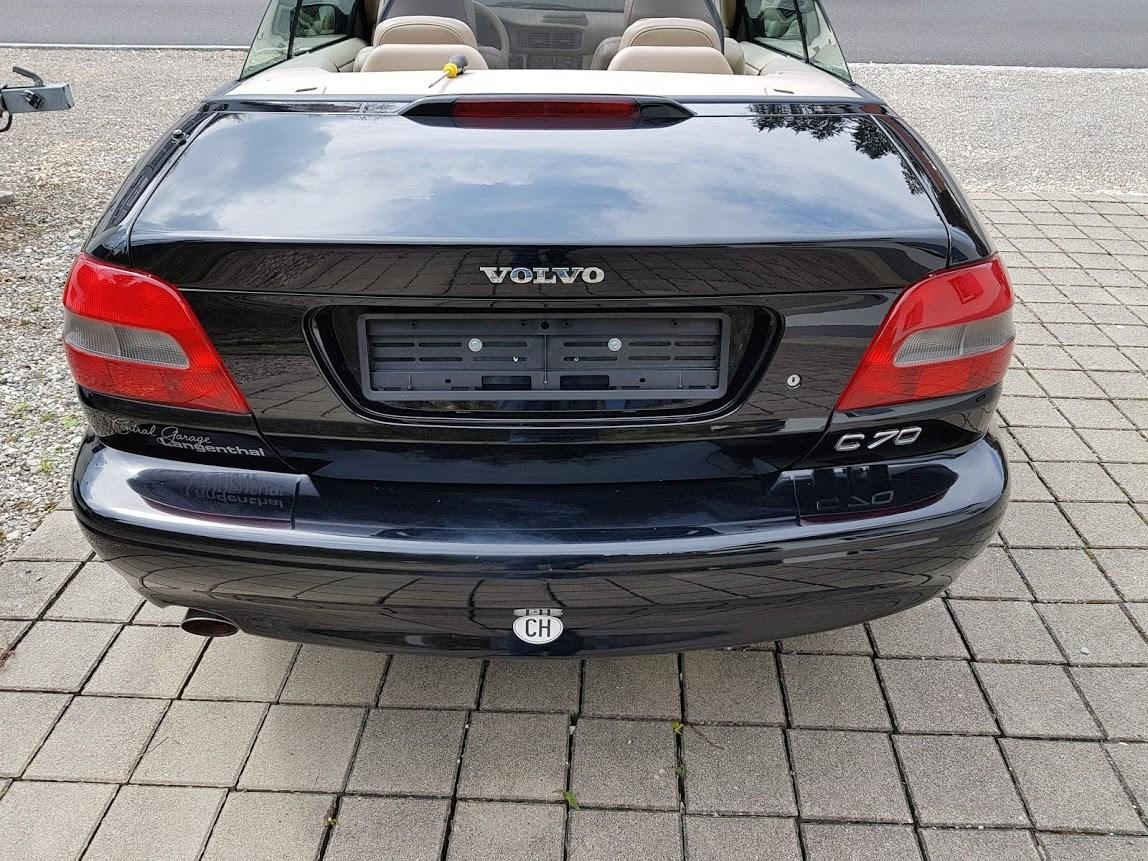Volvo C70 Cabriolet 2.4 T