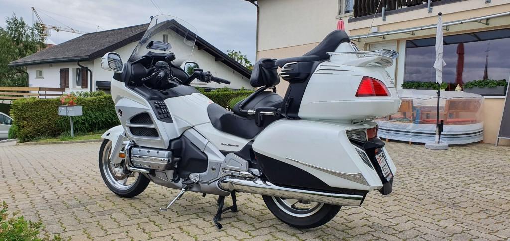 Honda GL 1800 A Goldwing Luxury Edition