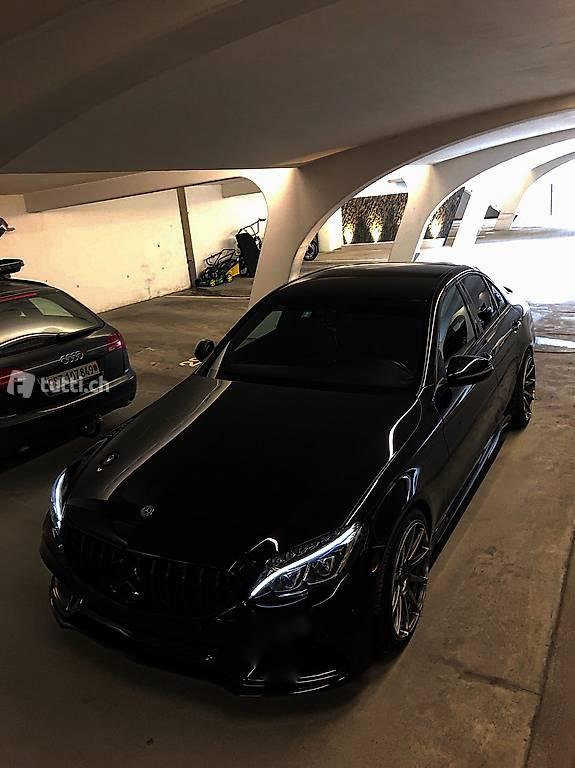 Mercedes-Benz C-Klasse W205 C 250 AMG Line