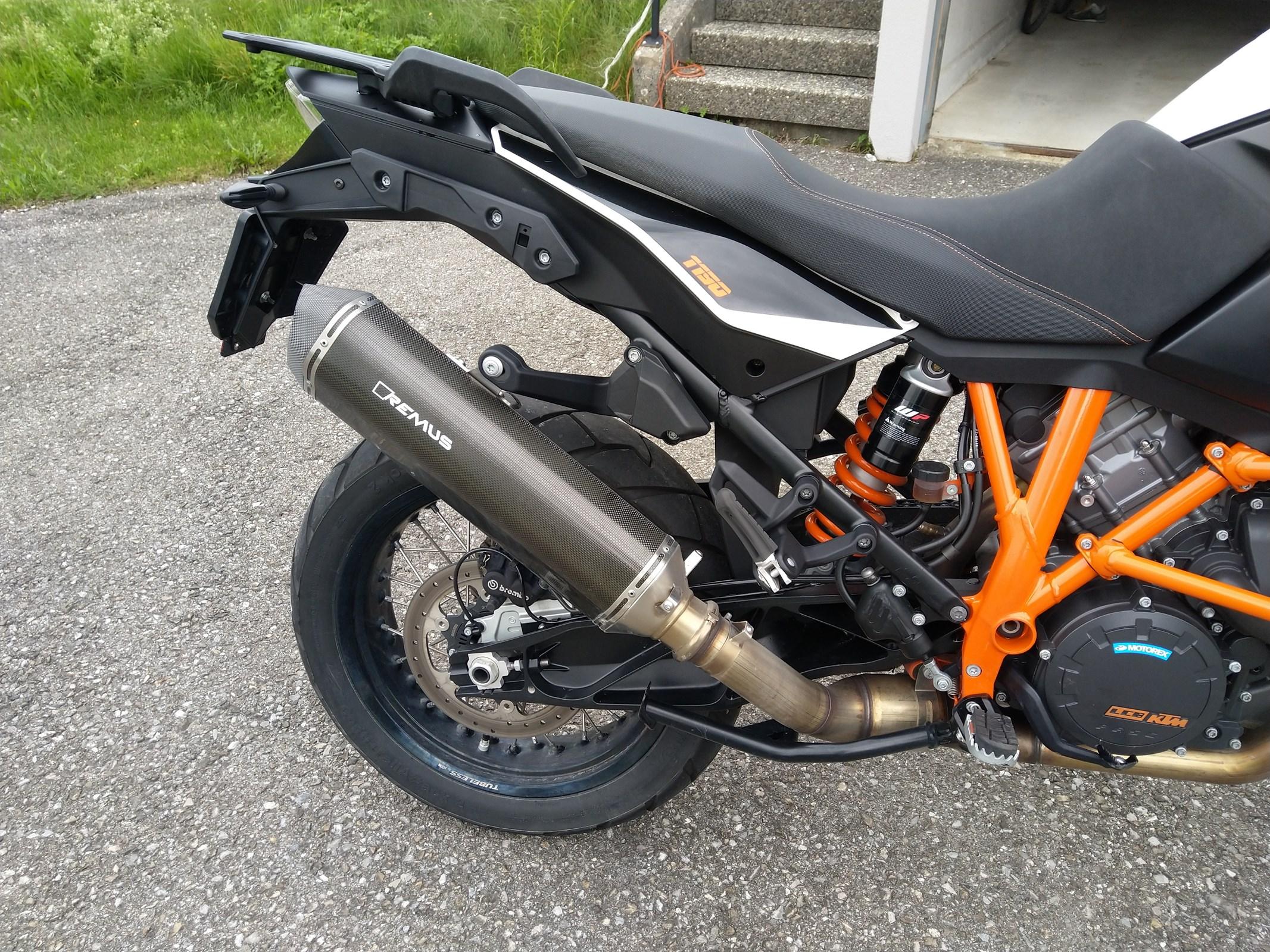 KTM 1190 Adventure R ABS