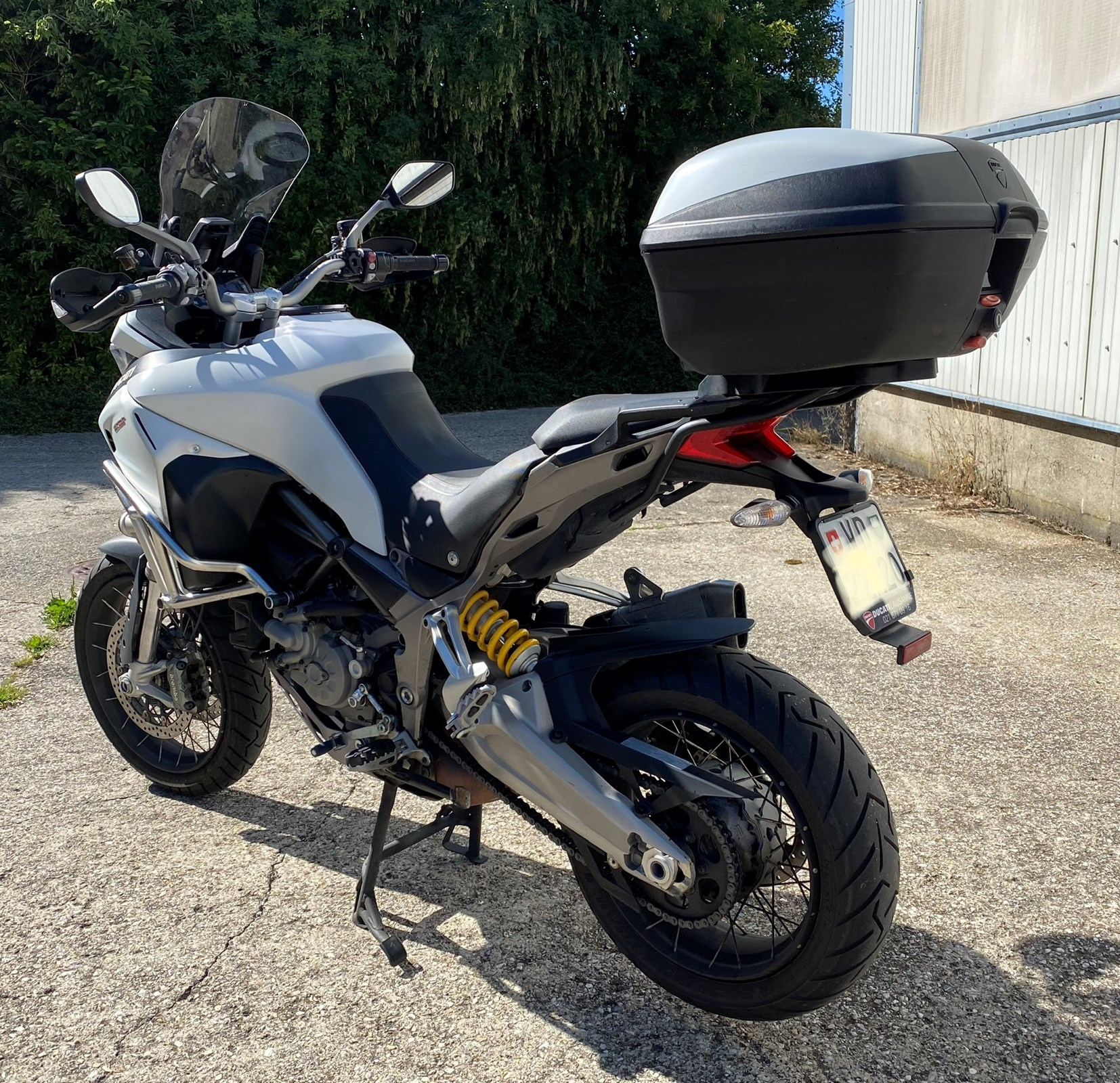 Ducati 1200 Multistrada Enduro Touring ABS
