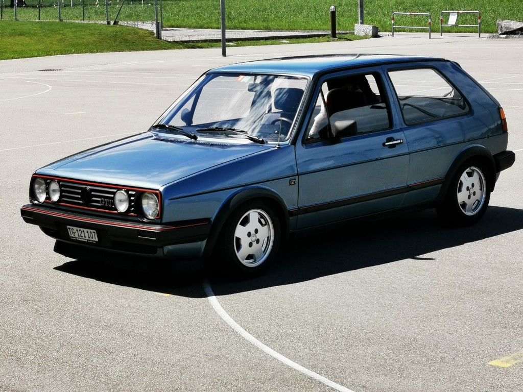 VW Golf II 1.8 GTI