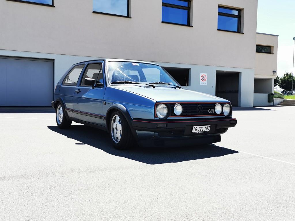 VW Golf II 1.8 GTI