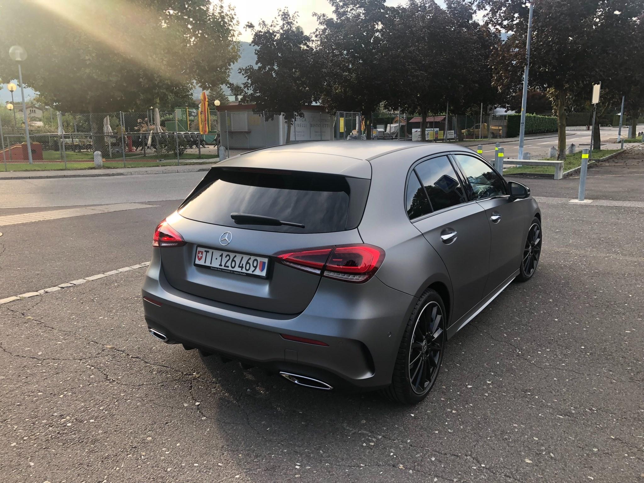 Mercedes-Benz A-Klasse W177 A 200 AMG Line